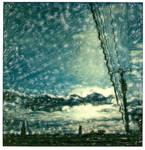 Manayunk At Magic Hour by PolaroidVanGogh