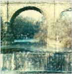 Falls Bridge by PolaroidVanGogh