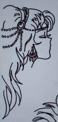 Saint Seiya - Hairstyle 1 by fenrirsilverback
