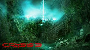 conceptual city blast Crysis 3 by RocketPancake