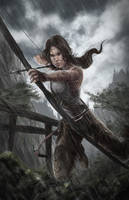 Tomb Raider Reborn by RocketPancake