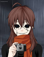 Creepypasta OC - Maddie Stitches by Creepypasta-Misery