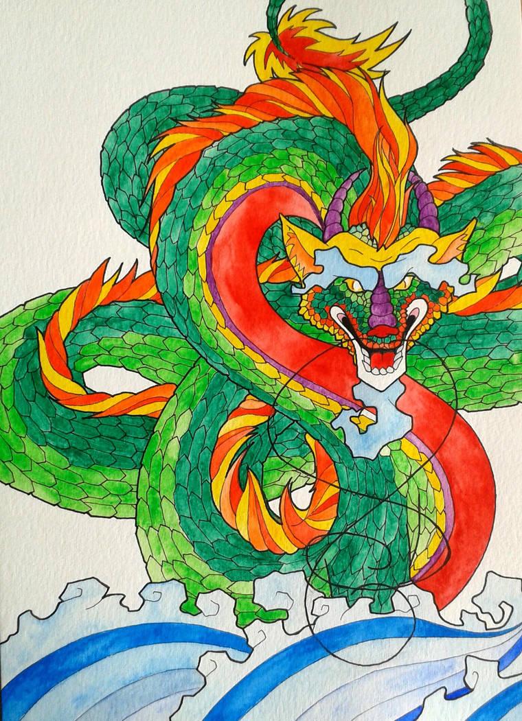 Photo dragon chinois - Photo dragon chinois ...