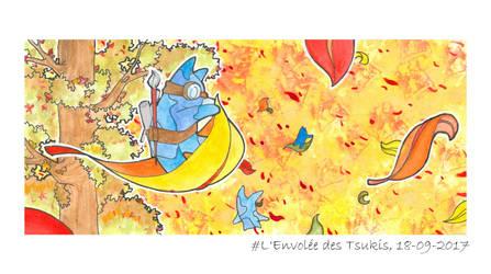 L'Envolee des Tsukis by Jadestanzie