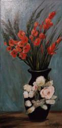 Monet Flowers by cheryblosom