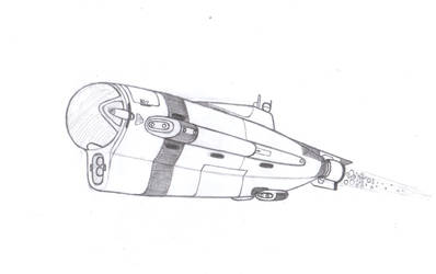 Cyclops sketch (From Subnautica) by JJuanjo55