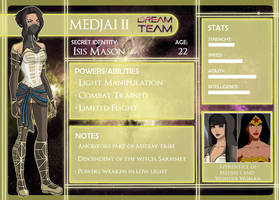 Dream Team App: Medjai II by lizksyart