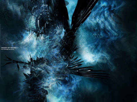 Reign of water 3 by xinus