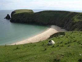 Coast of Ireland by El-Caco