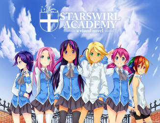 Starswirl Academy by derpiihooves