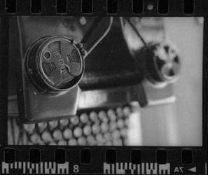 Schreibmaschine by TheNecco