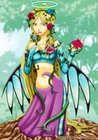 Cornelia - The Angel of Earth by Vegeta89