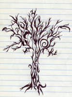 Tree by kitarawindsong