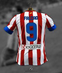 Falcao Jersey by drifter765