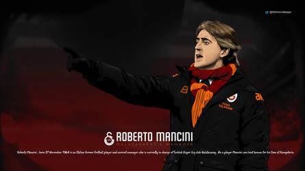 Roberto Mancini by drifter765