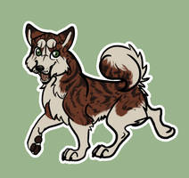 Tora (free doodle) by Sugarseme