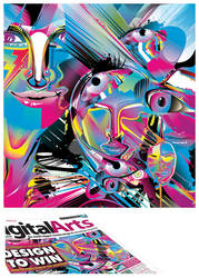 Cover DigitalArts Magz by thepogee