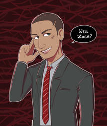 Deadly Premonition by SugarKills