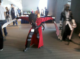 Archer from Fate Stay Night at Nekocon by Mythhunter