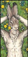 Bookmark - Spring Salad by BloodhoundOmega