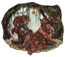 Love by BloodhoundOmega
