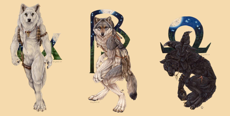Alpha Beta Omega by BloodhoundOmega