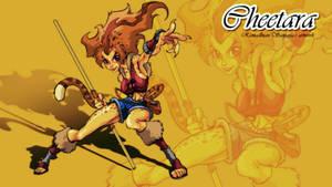 Cheetara Wallpaper by wijiwaja