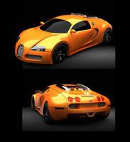 Bugatti Veyron by Sotherby