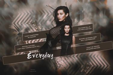 Everyday by BrynnHastings