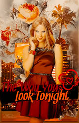 The way you look tonight by BrynnHastings