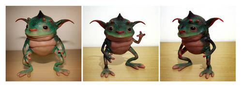 Pixie-Frog by IgorSan