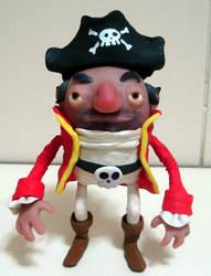 Pirate Captain by IgorSan