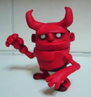 Hellboy by IgorSan
