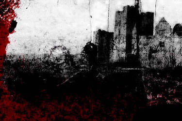old castle photo by missshizophrenic