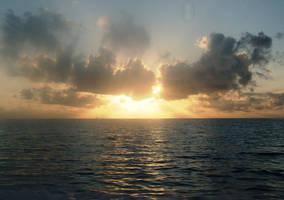 Tranquil Sea by Aidan-Gull