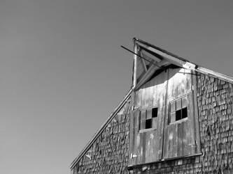 Barn by Swordsy005