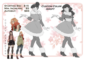 Custom Adopt Auction [open] by ducksadopts