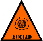SCP Foundation: Euclid Symbol (Warning) by Lycan-Therapy
