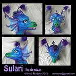 Sulari Mask by Aurinona