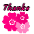 Thanks Flower by funkypunk2
