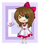Haapy (belated) Birthday, Angela! by KiwiKuma