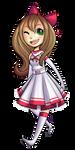 Happy (Belated) Birthday, Angela! by KiwiKuma
