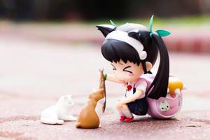 Catnapper! by lovelessger