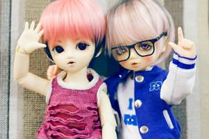 Pink.Heads by lovelessger