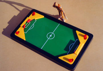 Soccer Maniac by Jogarort