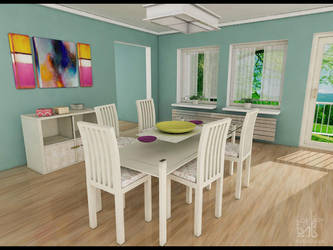 DINING +ROOM2 by Nadia-design