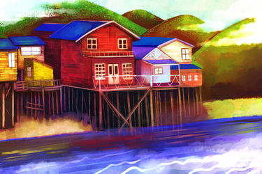 Chiloe by MaeMacabre
