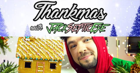 My Jacksepticeye Christmas Card by alextendo