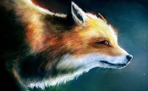 Fox by Ketunleipaa