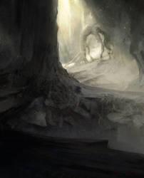 Scenery practise by Ketunleipaa